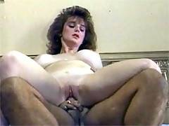 Big boobed retro redhead pounded in her tight pussyhole