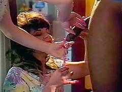 Huge retro cock of afroman measured sucked and fucked deep
